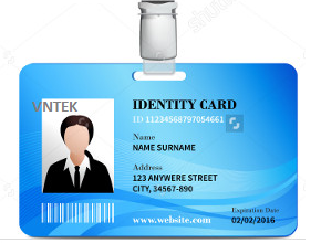 In thẻ nhân viên (in thẻ nhựa, in thẻ chấm công, in thẻ từ)