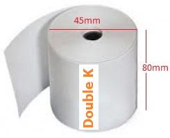 Giấy in nhiệt (giấy in bill, giấy cuộn in hóa đơn tính tiền) K80-45