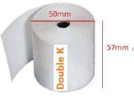 Giấy in cuộn, giấy in cho máy tính tiền, giấy in bán hàng K57-50