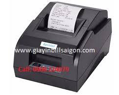 máy in nhiệt, máy in bill, máy in hóa đơn K58-K80