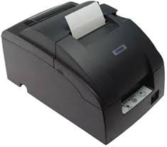 Máy in hóa đơn Bill Printer EPSON TM-U220 Type A