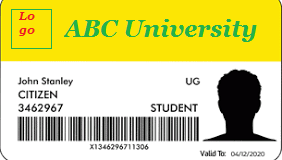 In thẻ học sinh, sinh viên (in thẻ từ, thẻ nhựa in mã vạch)