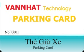 In thẻ giữ xe thông minh (Chip 125Khz, chip mifare)